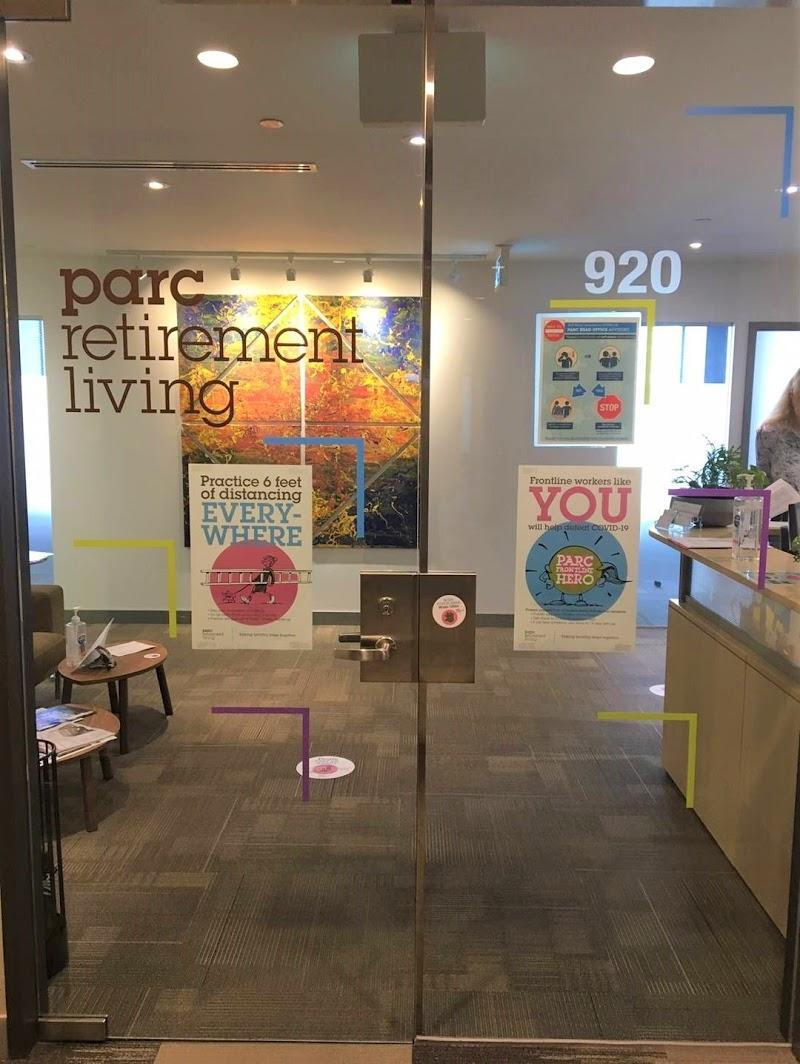 Retirement Home PARC Retirement Living in Vancouver (BC) | LiveWay