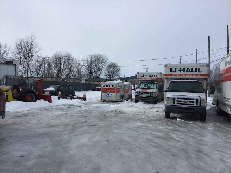 Location de camion U-Haul Neighborhood Dealer à Sainte-Martine (QC) | LiveWay