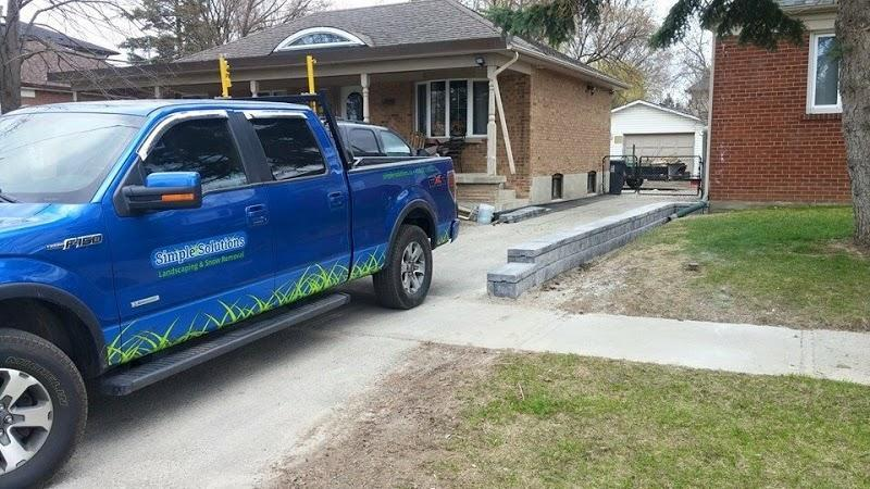 Snow Removal Simple Solutions - Landscaping Maintenance & Snow Removal Company in North York (ON) | LiveWay