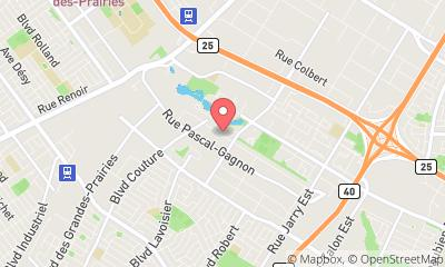 map, Truck Rental MTL