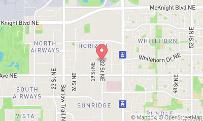 map, United Alarm Systems Inc.