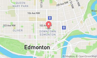 map, Home Rental Edmonton furnished suite rentals in Edmonton (AB) | LiveWay