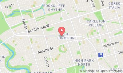map, the BREL team | Toronto Real Estate Agents
