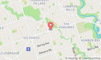 map, Golden Lion Cleaning Services – Licensed & Insured Office Cleaning Companies Toronto