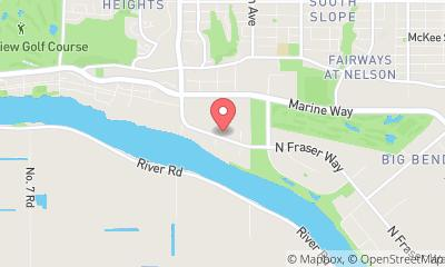 map, Fire-Pro Fire Protection Ltd
